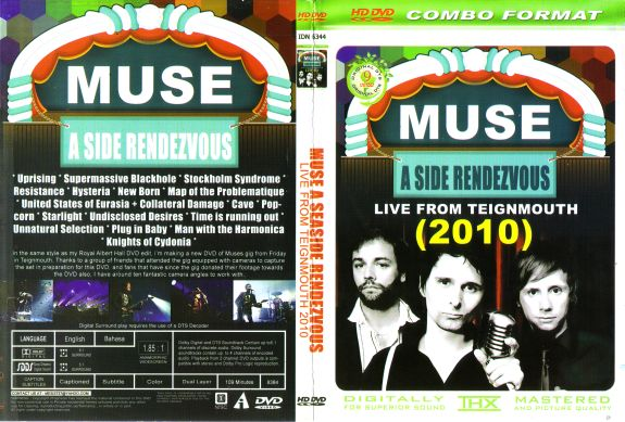03. Muse Indonesian pirate DVD
