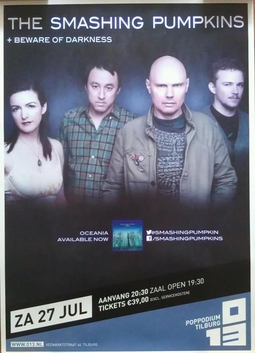 01. Tilburg 013 poster